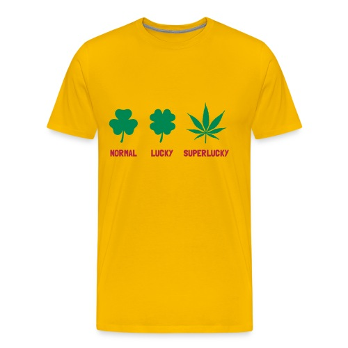 RASTA Men's T-shirt - Men's Premium T-Shirt