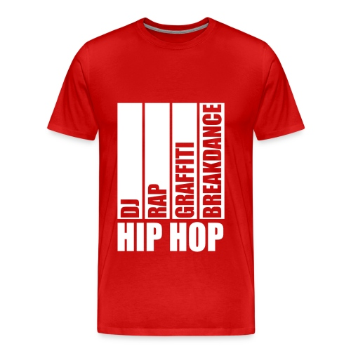 Hip Hop Culture - Men's Premium T-Shirt