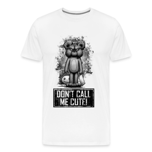 Graphic Men's T-shirt  - Men's Premium T-Shirt