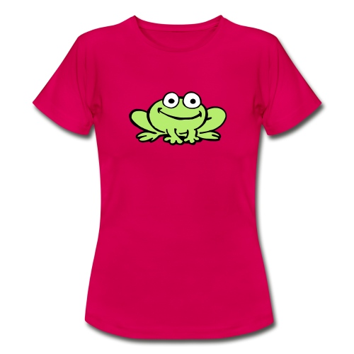 Cute Ladies T-Shirt - Women's T-Shirt