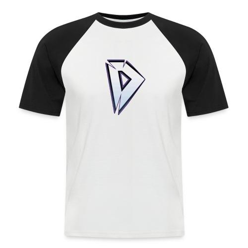#D3NNAD3N 2015 - Logo T-Shirt - Mannen baseballshirt korte mouw