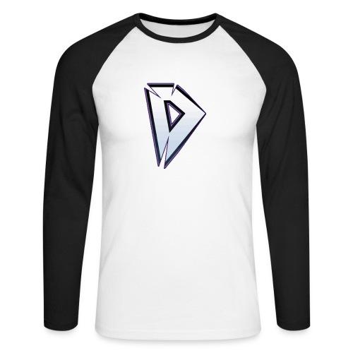 #D3NNAD3N 2015 - Logo Shirt - Mannen baseballshirt lange mouw
