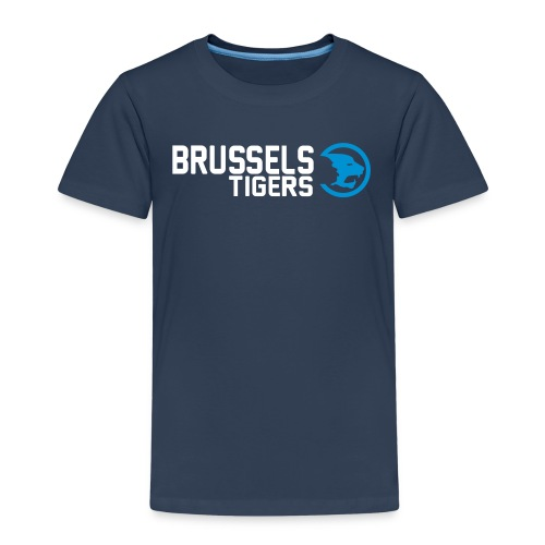 Tigers Logo Tee - Kids' Premium T-Shirt