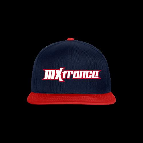 Casquete Snapback MXfrance - Casquette snapback