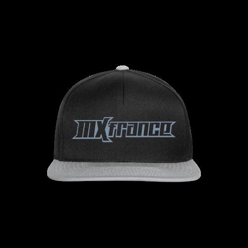 Casquete Snapback MXfrance Argent - Casquette snapback