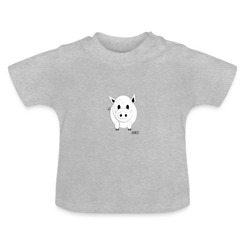 Baby-shirt Knorre - Baby T-shirt
