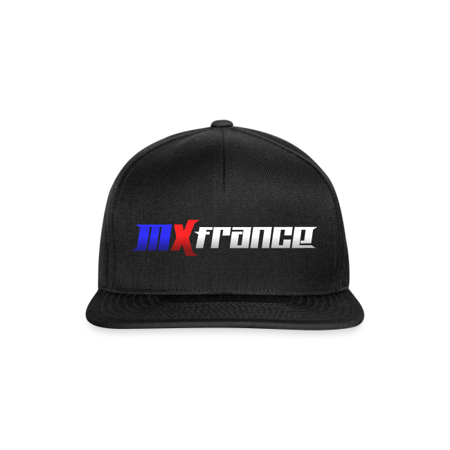 Casquete Snapback MXfrance