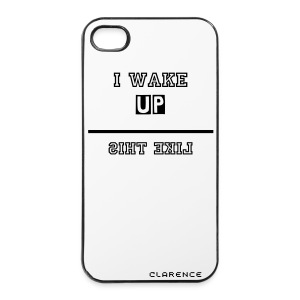 I Wake Up Like This - iPhone 5/5s case - Coque rigide iPhone 4/4s