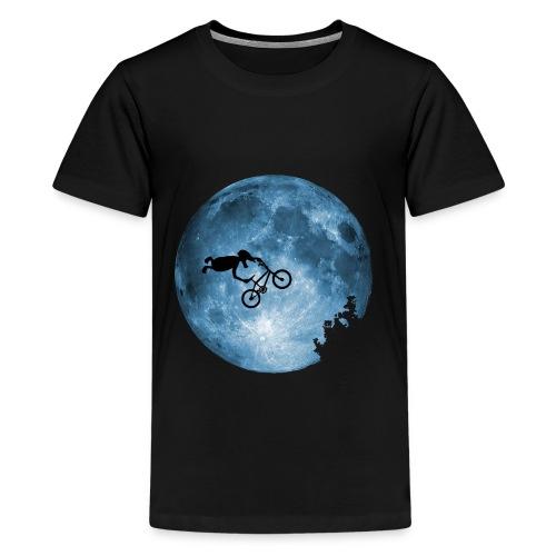 E.T downhill ado - T-shirt Premium Ado