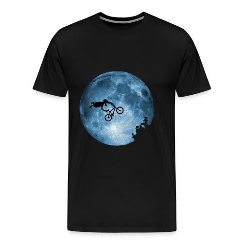 E.T downhill homme - T-shirt Premium Homme
