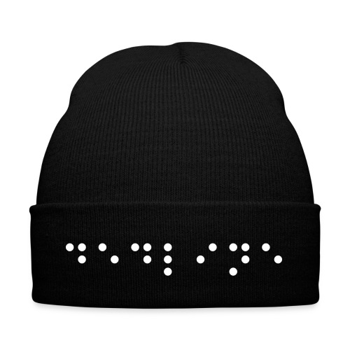 DED Beanie - Braille. - Wintermuts