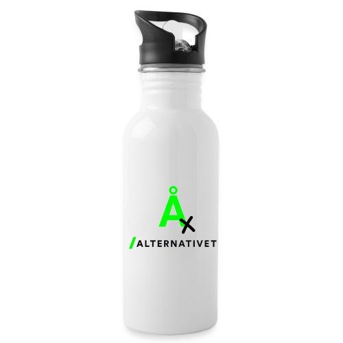 Alternativet drikkedunk i aluminium - Drikkeflaske