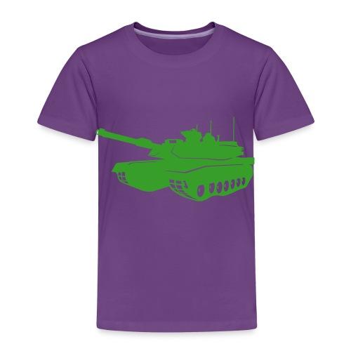 Nyhet! Han kommer! - Premium T-skjorte for barn