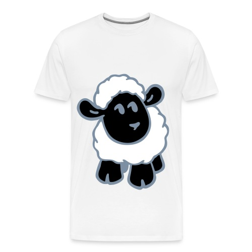 Sheep T-Shirt - Herre premium T-shirt