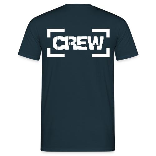 PrisseTV T-Shirt CREW - Männer T-Shirt