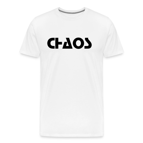 Chaos Original - Mens - Men's Premium T-Shirt