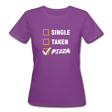 single taken pizza lustig cool statement t shirts t shirt spreadshirt. Black Bedroom Furniture Sets. Home Design Ideas