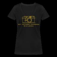 T-Shirts ~ Women's V-Neck T-Shirt ~ My
