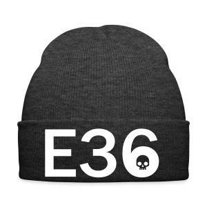 E36 Skull Tribal Art - Wintermütze