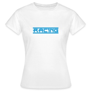 Retro Racing - Frauen T-Shirt