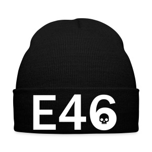 E46 Skull Tribal Art - Wintermütze