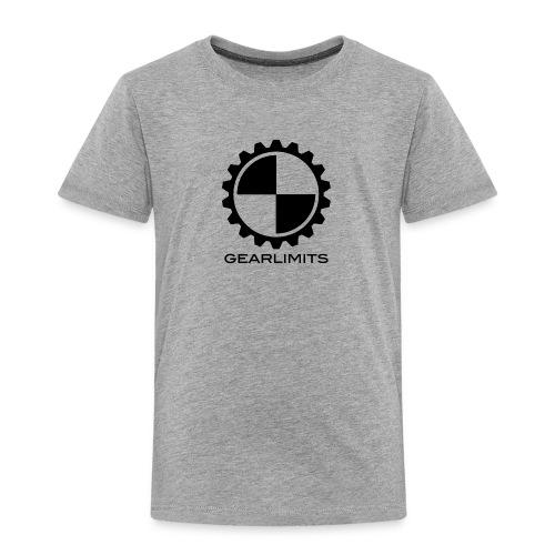 GearLimits Member T Kids (black print) - Kinderen Premium T-shirt