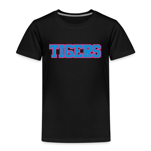 Tigers Uniform Tee - Kids' Premium T-Shirt