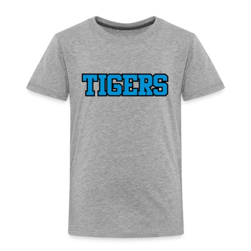 Tigers Uniform Tee - Kids' Premium T-Shirt