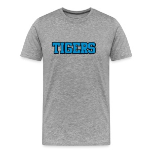 Tigers Uniform Tee - Men's Premium T-Shirt