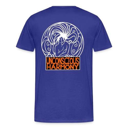 tshirt premium logo dos - T-shirt Premium Homme
