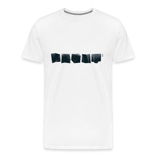 Dude - T-Shirt - Precise PROUT - Men's Premium T-Shirt