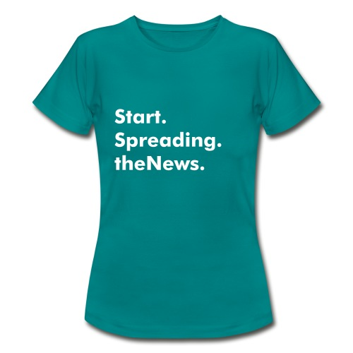 The News - Vrouwen T-shirt