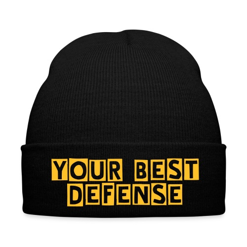Your Best Defense - Mütze - Wintermütze