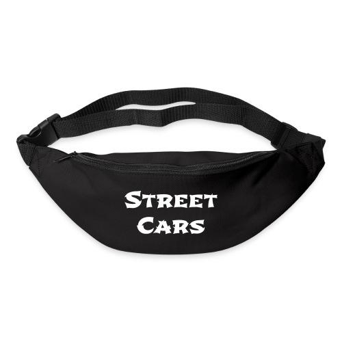 Street Cars - Heuptasje (Wit) - Riemtas