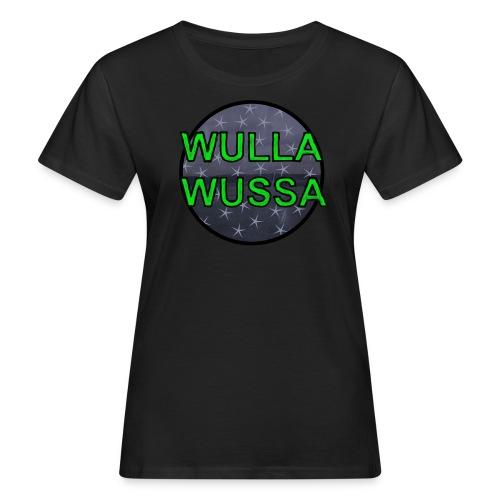 WULLA WUSSA WOMEN + LINEUP - Frauen Bio-T-Shirt