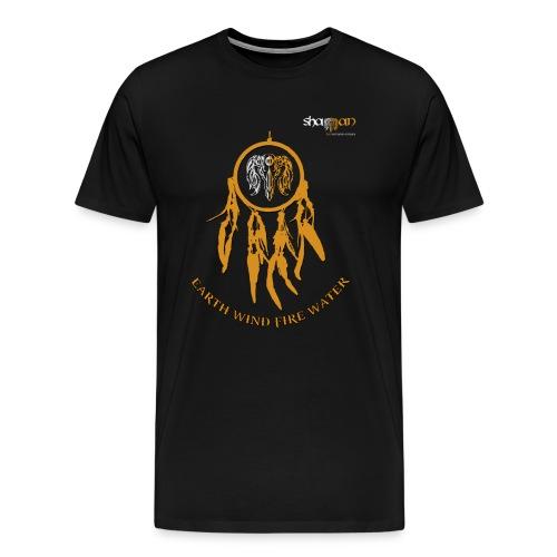 T-shirt premium Dreamcatcher Shaman - T-shirt Premium Homme