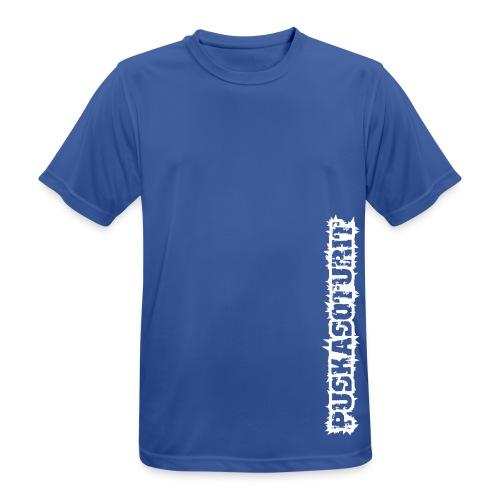 Miesten tekninen T-paita (royal blue) - miesten tekninen t-paita