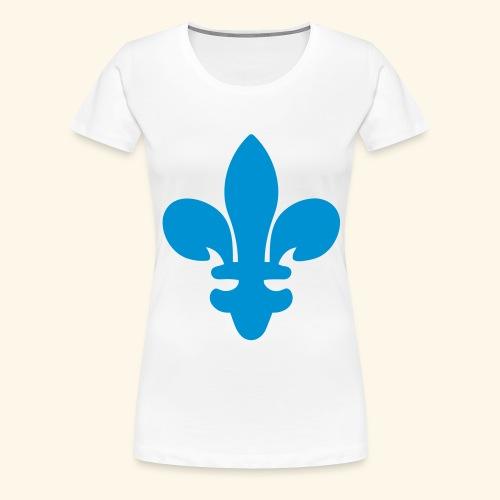 Lilie - Frauen Premium T-Shirt