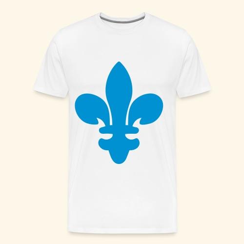 Lilie - Männer Premium T-Shirt