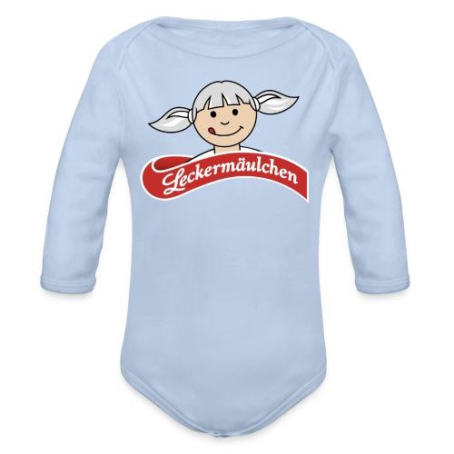 Baby-Body - Baby Bio-Langarm-Body
