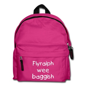 flyraiph wee baggish - Kids' Backpack
