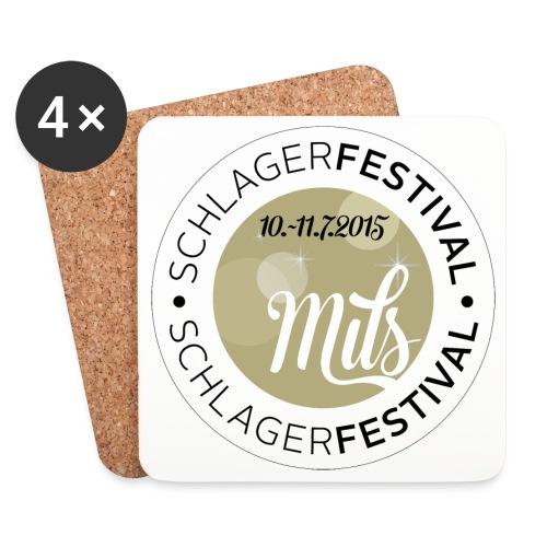 Untersetzer Ulli - Untersetzer (4er-Set)