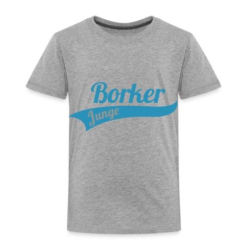 Borker Junge Shirt - Kinder Premium T-Shirt