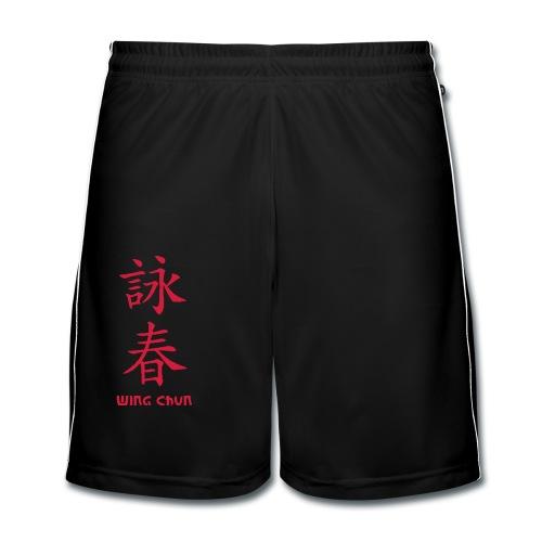 CFC Wing Chun Hose / China - Männer Fußball-Shorts