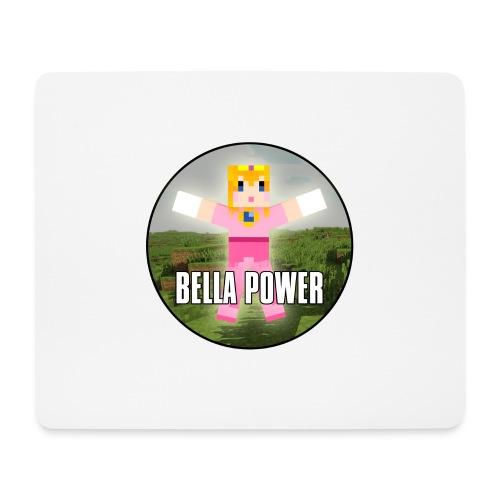 Bella Power musemåtte - Mousepad (bredformat)