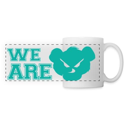 Mug We are  - Mug panoramique contrasté et blanc