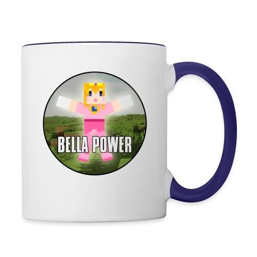 Bella Power Krus - Tofarvet krus