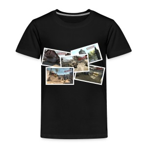 De_tourist - Kids' Premium T-Shirt