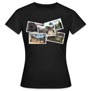 De_tourist - Women's T-Shirt