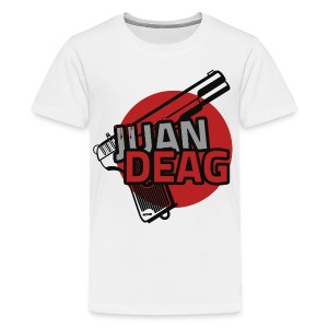 Juan Deag - Teenage Premium T-Shirt